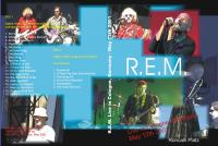 REM Cologne 2001 DVD cover